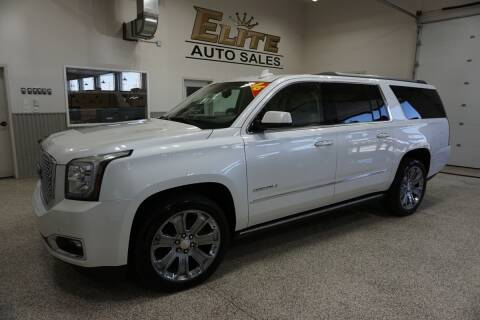 2016 GMC Yukon XL for sale at Elite Auto Sales in Idaho Falls ID