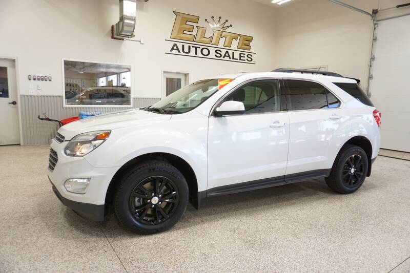 2016 Chevrolet Equinox for sale at Elite Auto Sales in Idaho Falls ID