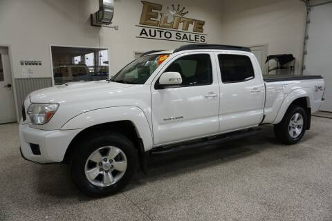 2015 Toyota Tacoma for sale at Elite Auto Sales in Idaho Falls ID