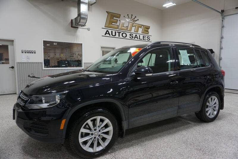 2017 Volkswagen Tiguan for sale at Elite Auto Sales in Idaho Falls ID