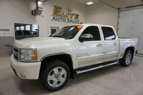 2011 Chevrolet Silverado 1500 for sale at Elite Auto Sales in Idaho Falls ID