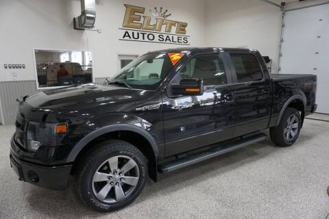 2014 Ford F-150 for sale at Elite Auto Sales in Idaho Falls ID
