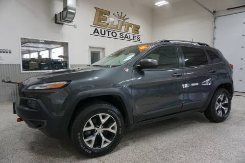 2016 Jeep Cherokee for sale at Elite Auto Sales in Idaho Falls ID