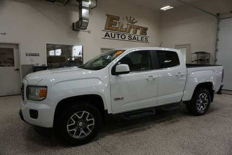 2018 GMC Canyon for sale at Elite Auto Sales in Idaho Falls ID