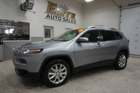 2015 Jeep Cherokee for sale at Elite Auto Sales in Idaho Falls ID