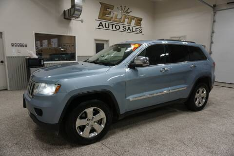 2013 Jeep Grand Cherokee for sale at Elite Auto Sales in Idaho Falls ID