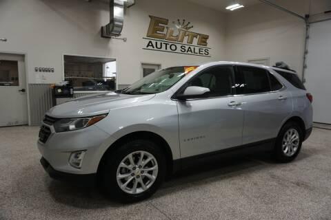 2018 Chevrolet Equinox for sale at Elite Auto Sales in Idaho Falls ID