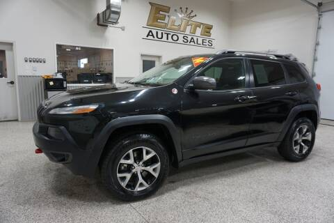 2014 Jeep Cherokee for sale at Elite Auto Sales in Idaho Falls ID