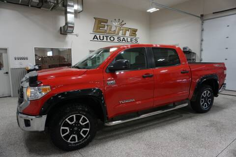 2014 Toyota Tundra for sale at Elite Auto Sales in Idaho Falls ID