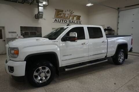 2018 GMC Sierra 3500HD for sale at Elite Auto Sales in Idaho Falls ID