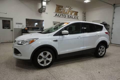 2014 Ford Escape for sale at Elite Auto Sales in Idaho Falls ID