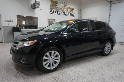 2015 Toyota Venza for sale at Elite Auto Sales in Idaho Falls ID