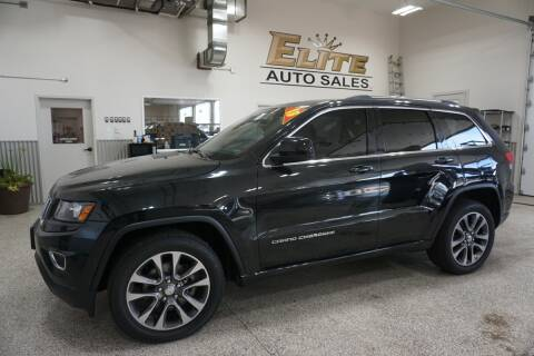 2015 Jeep Grand Cherokee for sale at Elite Auto Sales in Idaho Falls ID