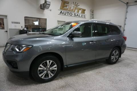 2018 Nissan Pathfinder for sale at Elite Auto Sales in Idaho Falls ID