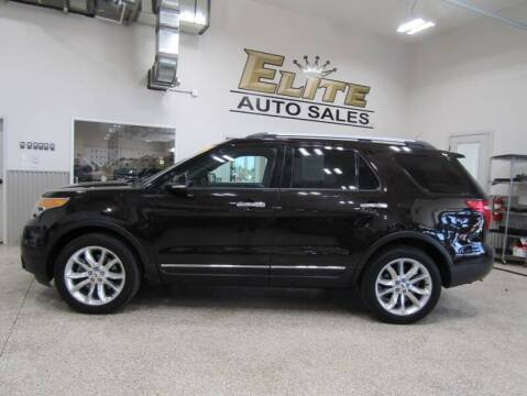 2014 Ford Explorer for sale at Elite Auto Sales in Idaho Falls ID