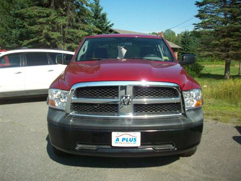 2009 Dodge Ram Pickup 1500 for sale in Alton, ME