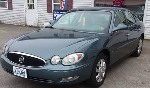2006 Buick LaCrosse for sale in Alton, ME