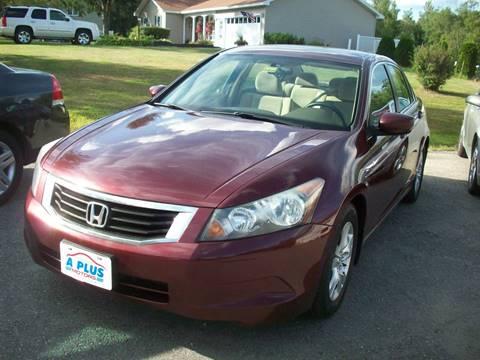 2010 Honda Accord for sale in Alton, ME