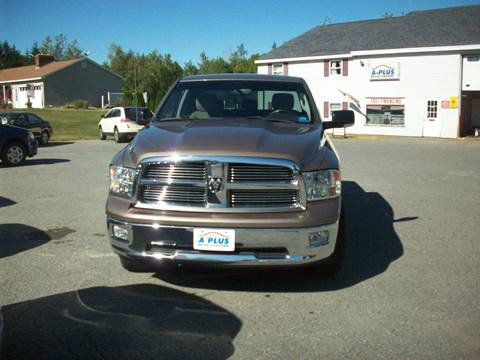 2010 Dodge Ram Pickup 1500 for sale in Alton, ME