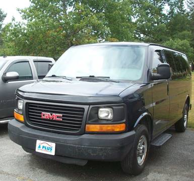2005 GMC Savana Passenger for sale in Alton, ME