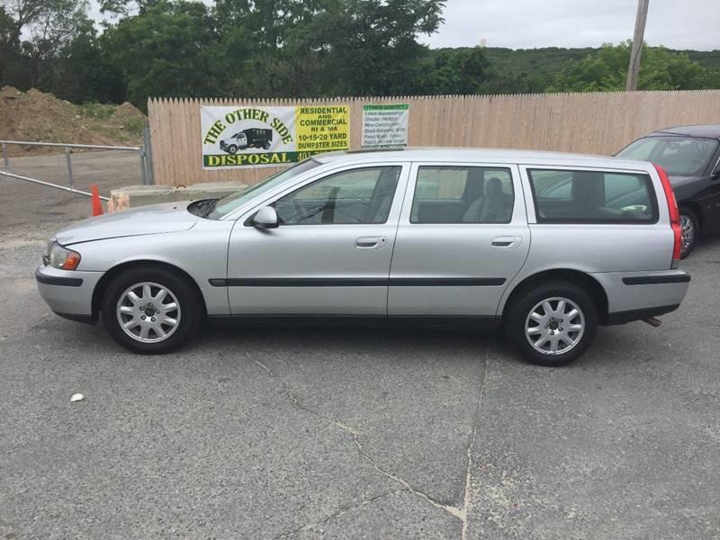 2002 Volvo V70 2 4 4dr Wagon In Cumberland Ri Ultra Auto Sales Llc