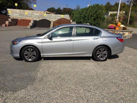 2014 Honda Accord for sale in Cumberland, RI