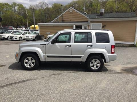 2011 Jeep Liberty for sale in Cumberland, RI