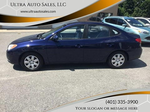 2008 Hyundai Elantra for sale in Cumberland, RI