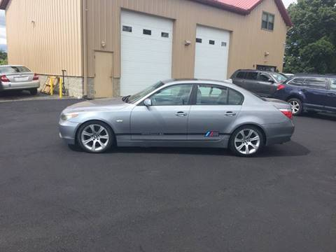 2004 BMW 5 Series for sale in Cumberland, RI