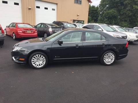 2010 Ford Fusion Hybrid for sale in Cumberland, RI