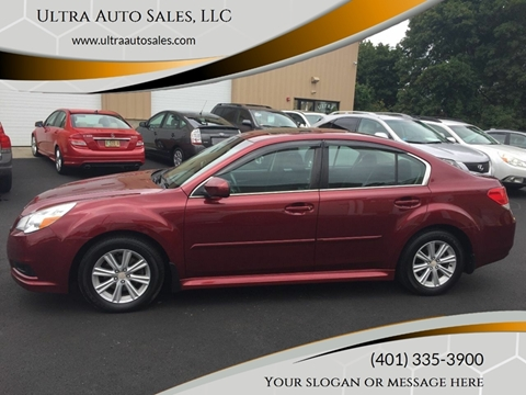 2012 Subaru Legacy for sale in Cumberland, RI
