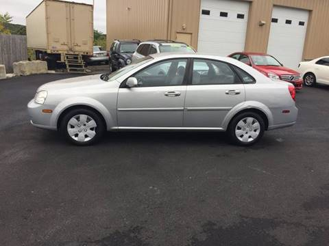 2008 Suzuki Forenza for sale in Cumberland, RI
