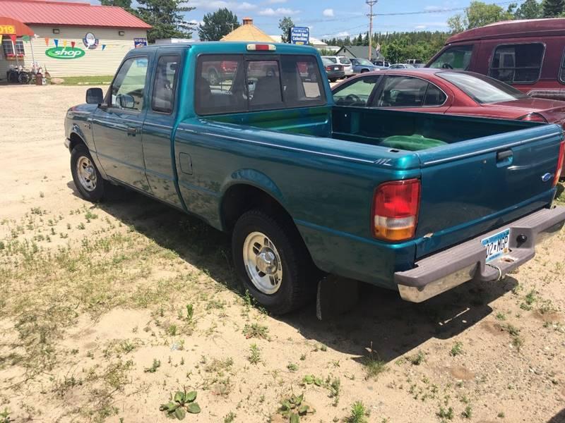 1995 Ford Ranger 2dr XLT Extended Cab SB - Bemidji MN