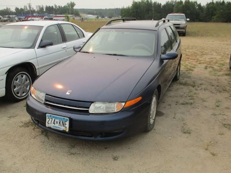 2000 Saturn L Series Lw2 4dr Wagon In Bemidji Mn Norvold Auto Sales