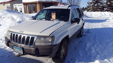 2003 Jeep Grand Cherokee for sale in Bemidji, MN