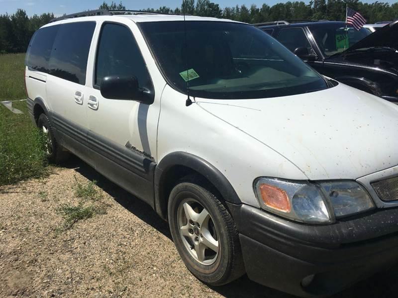 2003 Pontiac Montana Value 4dr Extended Mini-Van - Bemidji MN