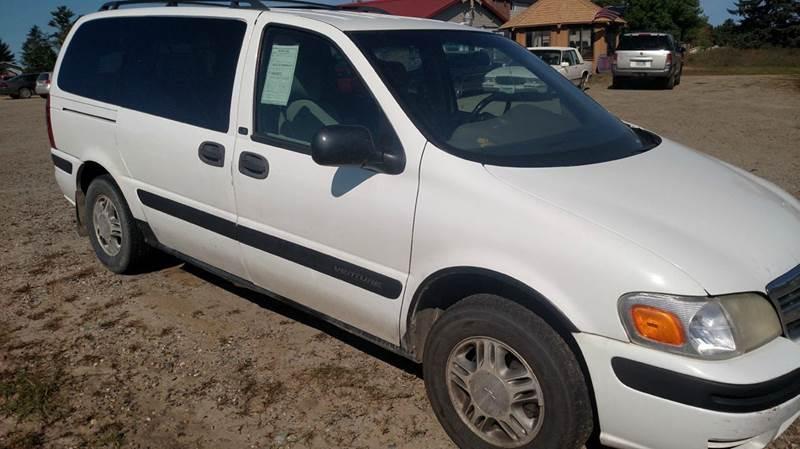 2001 Chevrolet Venture LT 4dr Extended Mini-Van w/ABC/ABF Package - Bemidji MN