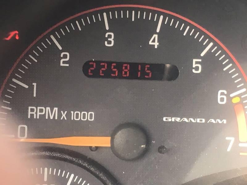 2003 Pontiac Grand Am SE1 4dr Sedan - Bemidji MN