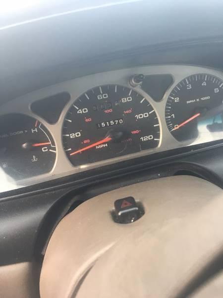 1999 Ford Taurus SE 4dr Sedan - Bemidji MN