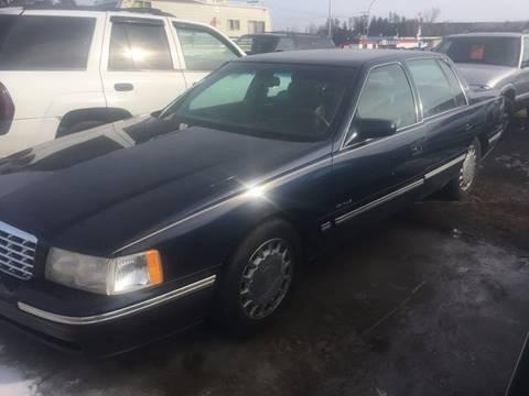 1999 Cadillac DeVille for sale in Bemidji, MN