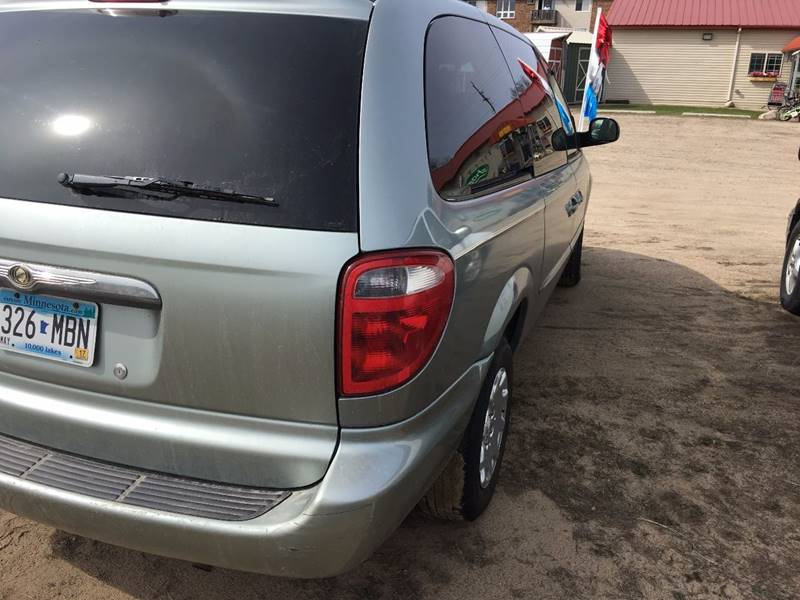 2003 Chrysler Town and Country Fwd 4dr Extended Mini-Van - Bemidji MN