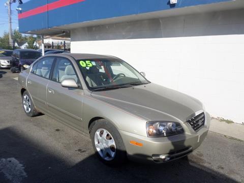 2005 Hyundai Elantra for sale in Detroit, MI