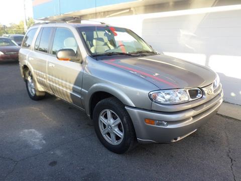2003 Oldsmobile Bravada for sale in Detroit, MI