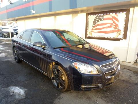 used 2011 chevrolet malibu for sale in michigan