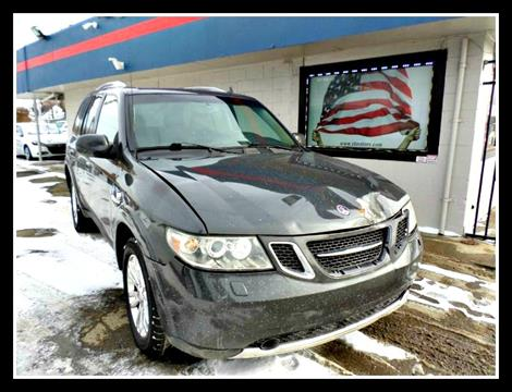 2007 Saab 9-7X for sale in Detroit, MI