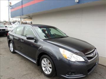2011 Subaru Legacy for sale in Detroit, MI