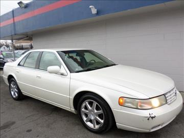 2003 Cadillac Seville for sale in Detroit, MI