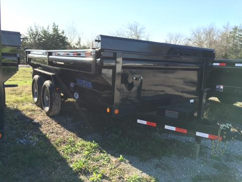 "2017 Load Trail 83""X14' DUMP TRAILER"