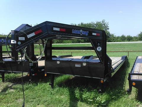 2018 Load Trail 34' TRIPLE AXLE GN CAR HAULER