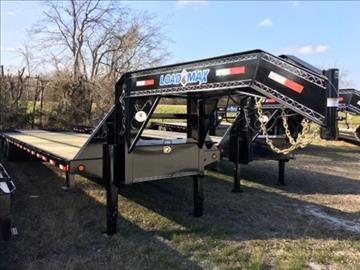 2017 Load Trail LOW PRO 40' GN W/HYDRAULIC